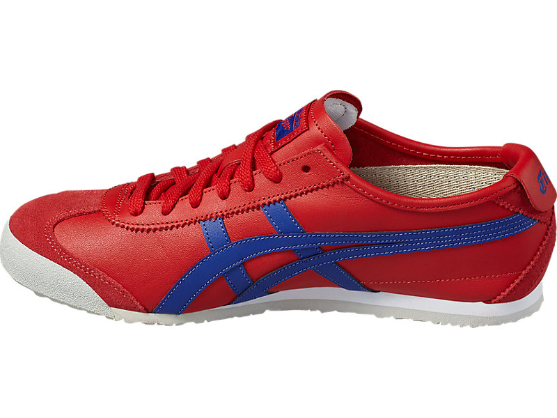 MEXICO 66 TRUE RED/ASICS BLUE 5