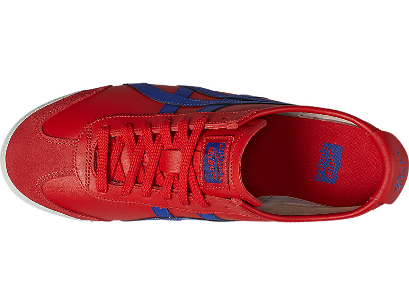 MEXICO 66 TRUE RED/ASICS BLUE 13 TP