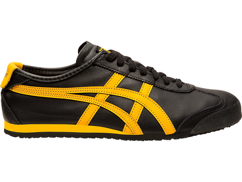 Mexico 66 | Black/Gold Fusion | Onitsuka Tiger United States