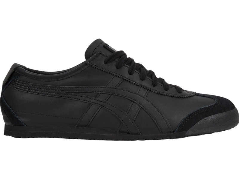 detailed look bbfef 371d7 Mexico 66   Black Black   Onitsuka Tiger United States