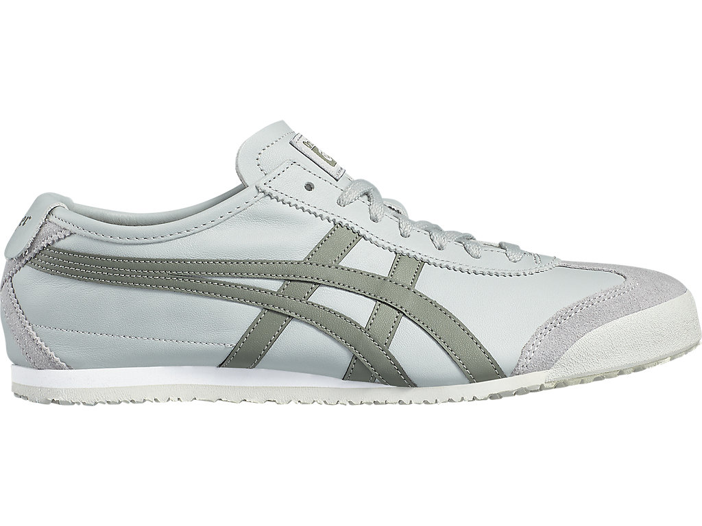 best sneakers a18da 00ba7 MEXICO 66™ | Unisex | MIDGREY/AGAVE GREEN | Onitsuka Tiger ...