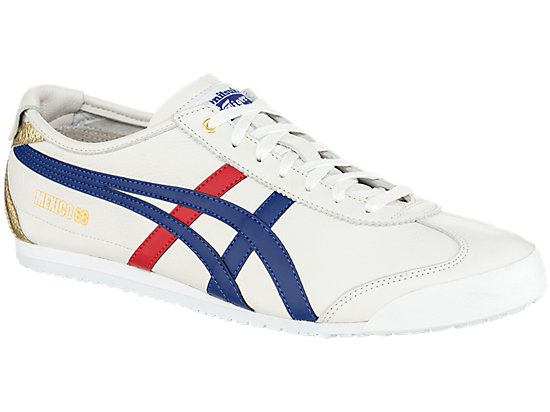 MEXICO 66 WHITE/DARK BLUE