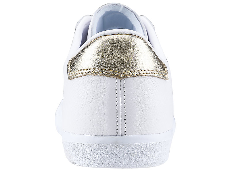 LAWNSHIP WHITE/RICH GOLD 13 BK