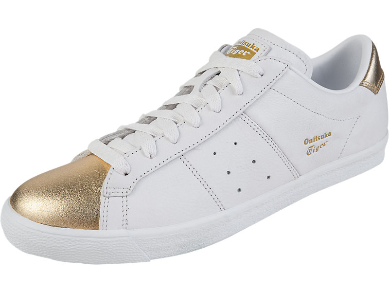 LAWNSHIP WHITE/RICH GOLD 9 FL