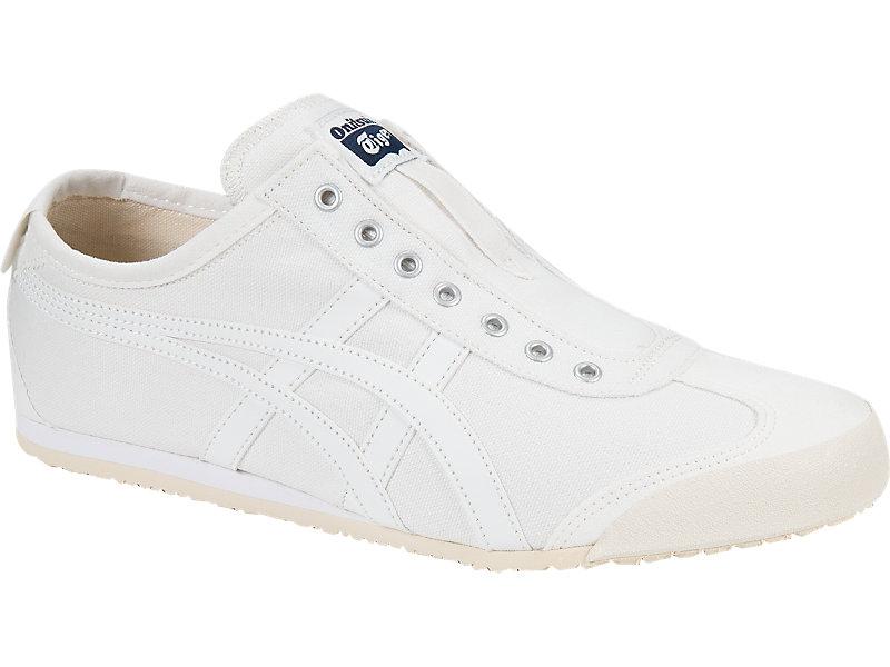 Mexico 66 Slip-on White/White 5 FR