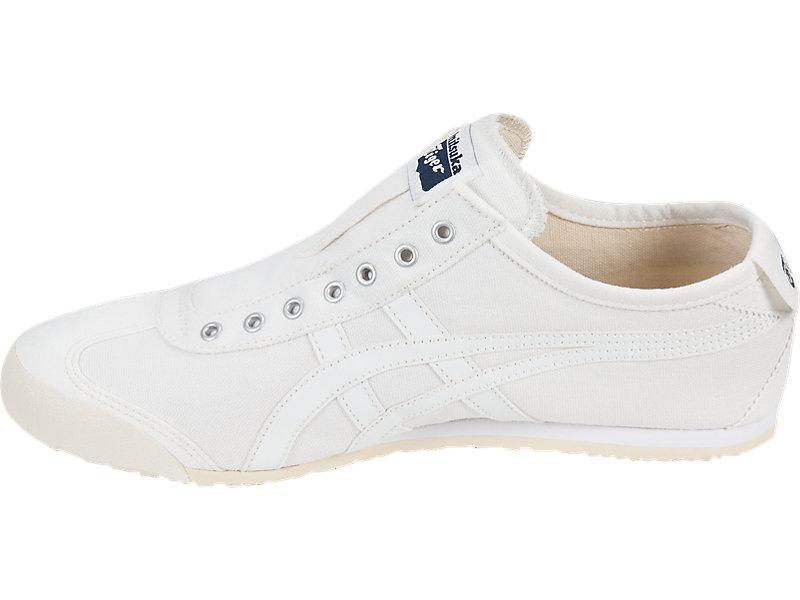 Mexico 66 Slip-on White/White 9 FR