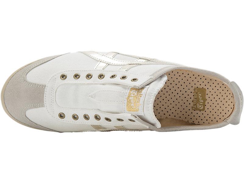 MEXICO 66 SLIP-ON WHITE/GOLD 21 TP