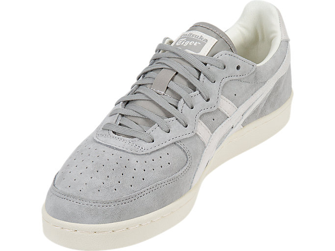 Front Left view of GSM, LIGHT GREY/OFF-WHITE