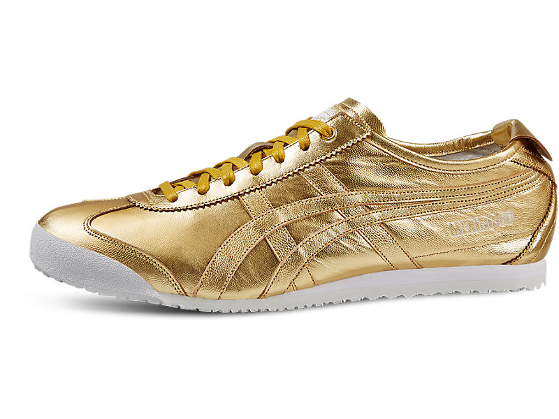 best service a63ec 85baf MEXICO 66 | MEN | Gold/Gold | Onitsuka Tiger United States