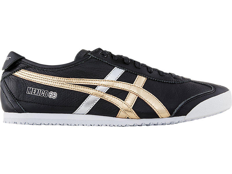 Mexico 66 | Black/Gold | Onitsuka Tiger United States