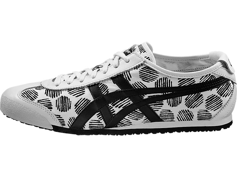 buy cheap a106b 48533 MEXICO 66 | MEN | White/Black | Onitsuka Tiger United States