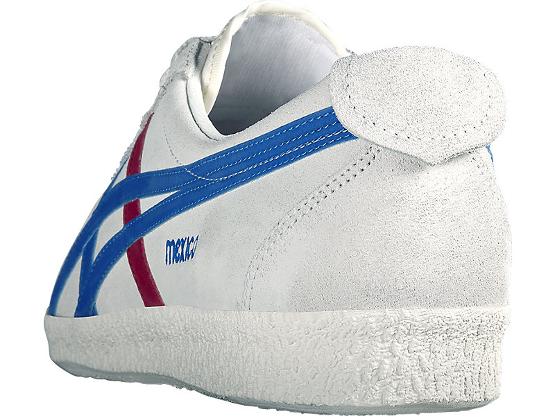 MEXICO DELEGATION WHITE/BLUE 13 BK