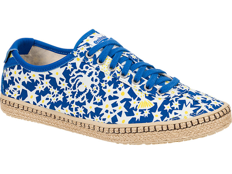 Mexico 66 Espadrille Blue/White 5 FR