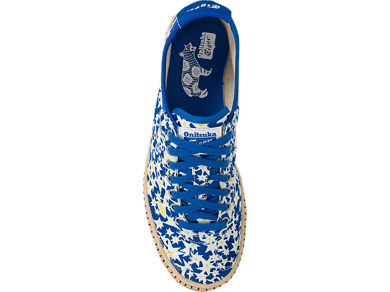 Mexico 66 Espadrille Blue / White 21 TP