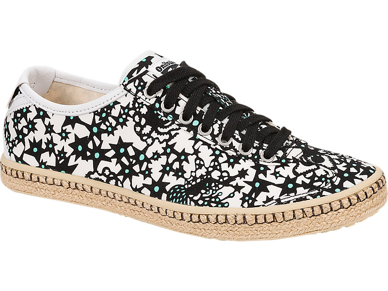 Mexico 66 Espadrille Black / White 5 FR