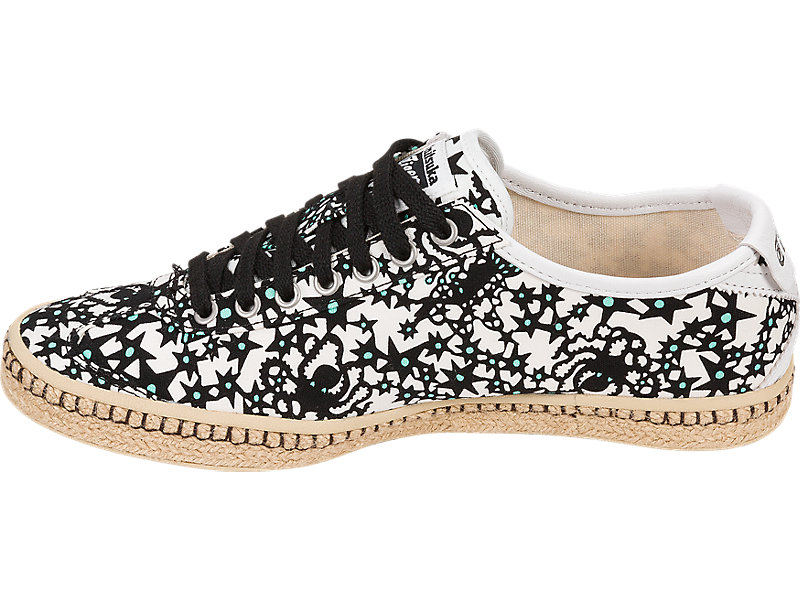 Mexico 66 Espadrille Black / White 9 FR