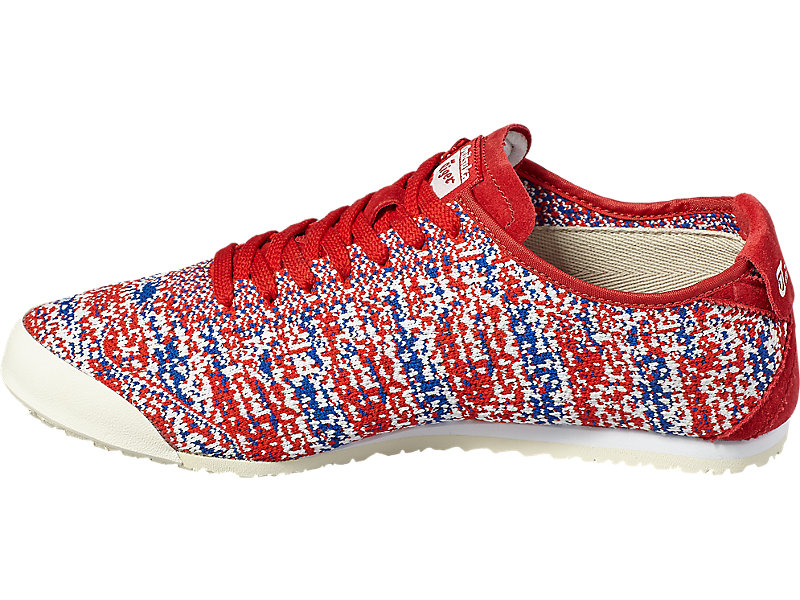 Mexico 66 Knit True Red/True Red 9 FR