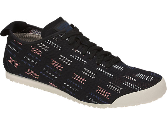 MEXICO 66 KNIT BLACK/DARK BLUE