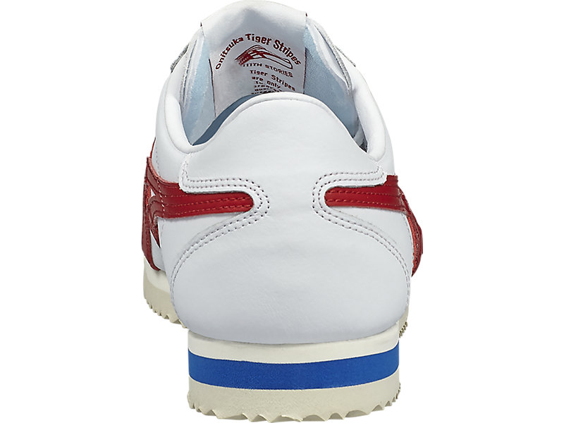 TIGER CORSAIR WHITE/TRUE RED 17 BK