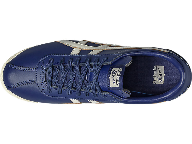 Sneaker TIGER CORSAIR unisexe INDIGO BLUE/BIRCH 13