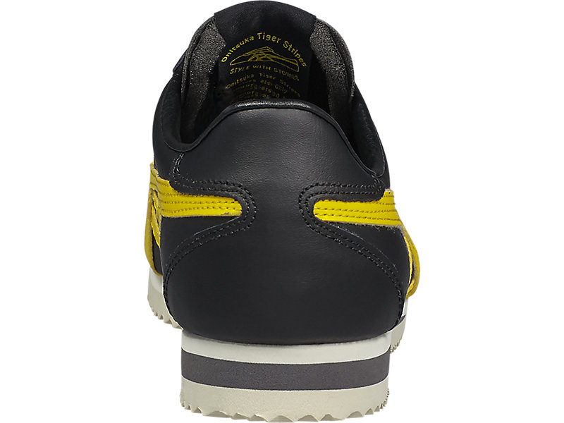 TIGER CORSAIR BLACK/TAI-CHI YELLOW 17 BK