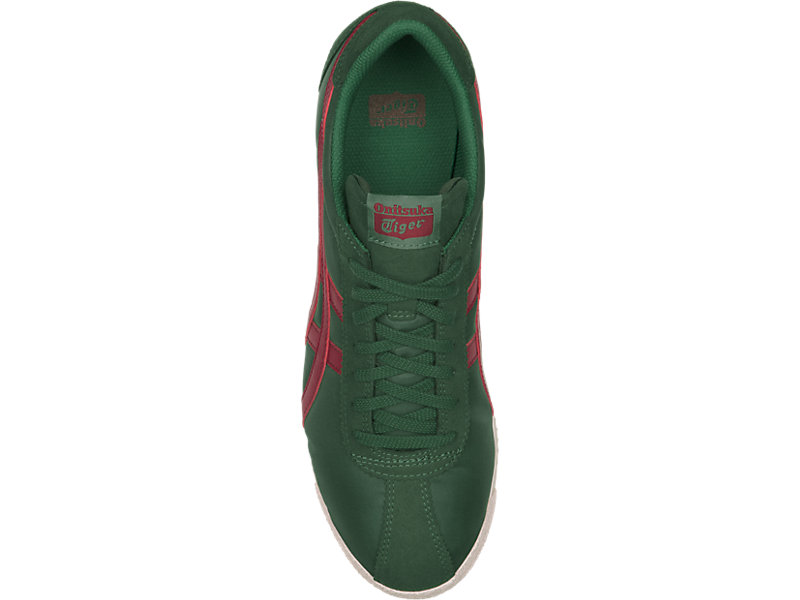 Tiger Corsair Hunter Green/Biking Red 21 TP