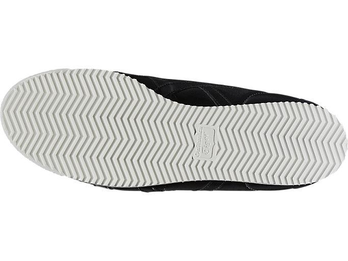 Bottom view of TIGER CORSAIR, BLACK/BLACK