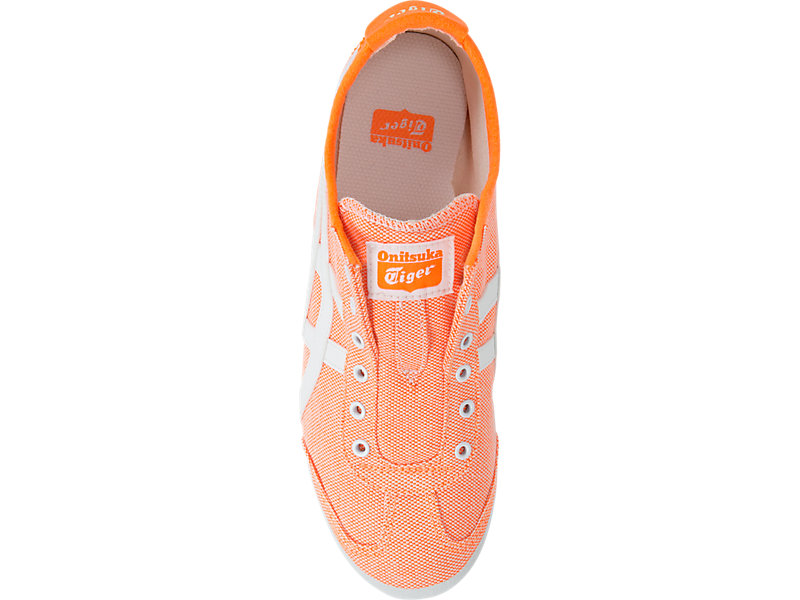 MEXICO 66 SLIP-ON HOT ORANGE/WHITE 21 TP