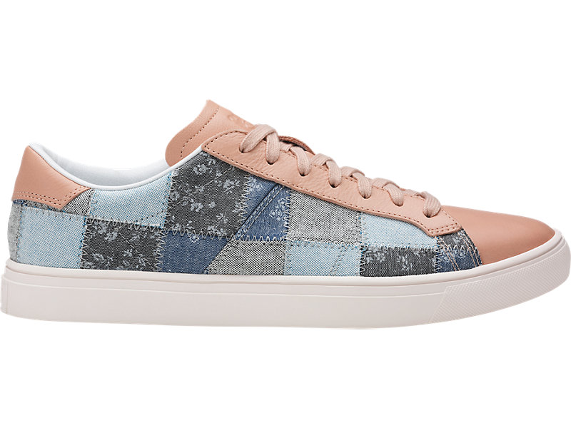 Lawnship 2.0 Patchwork Denim