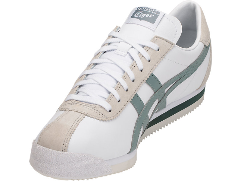 Tiger Corsair White/Chinois Green 13 FL