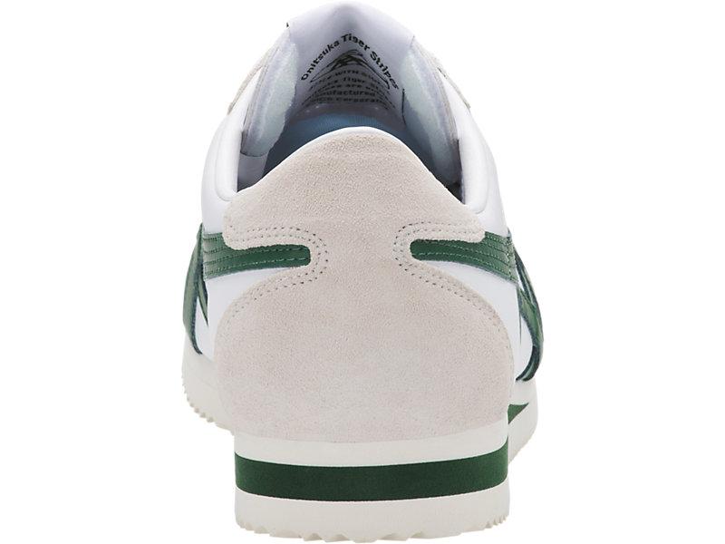 Tiger Corsair White/Hunter Green 25 BK