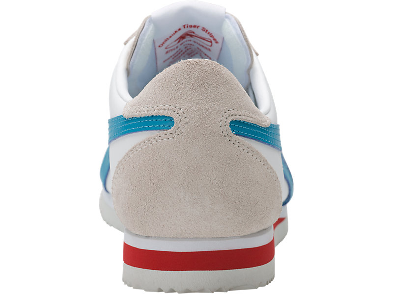 TIGER CORSAIR WHITE/ISLAND BLUE 25 BK