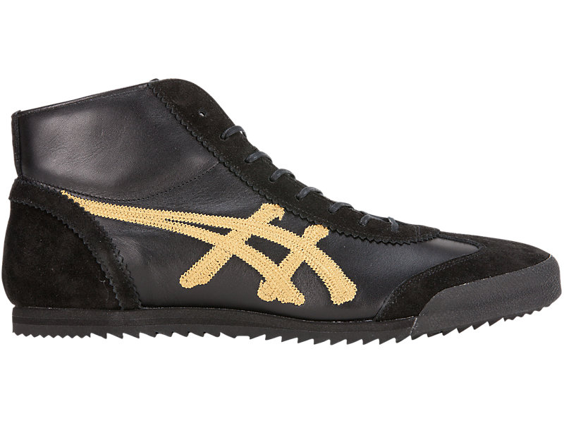 Mexico Mid Runner DX BLACK/RICH GOLD 1 RT
