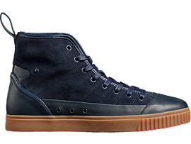 Right side view of OK Basketball Italy, DARK DENIM/DARK DENIM