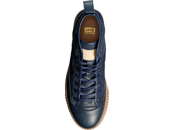 Top view of OK Basketball Italy, DARK DENIM/DARK DENIM