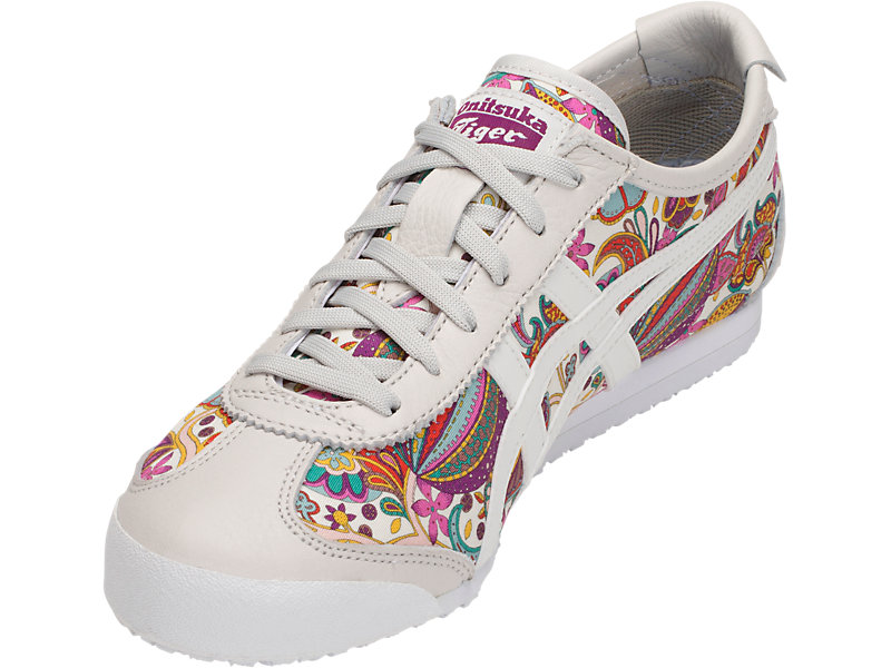 sports shoes 722c3 c18ae Mexico 66 | WOMEN | Citronella Vine/Vaporous Grey | Onitsuka ...