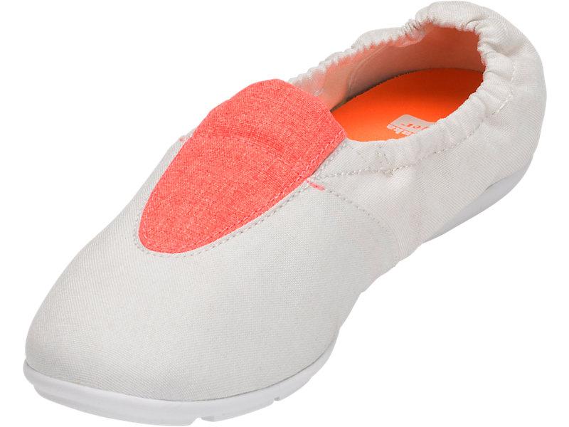 Gymnastics Vaporous Grey/Flash Coral 5 FL