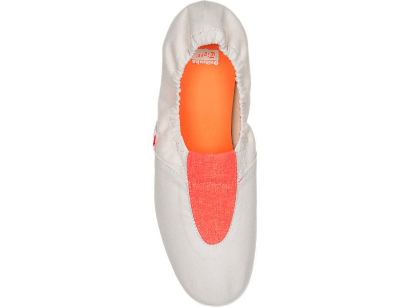Gymnastics Vaporous Grey/Flash Coral 13 TP