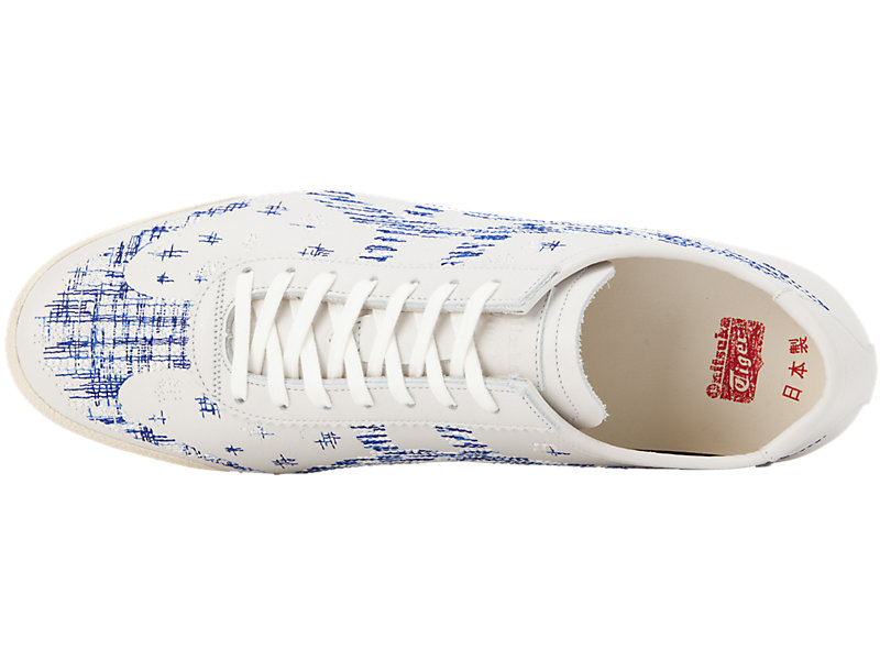 Mexico 66 Deluxe WHITE/ASICS BLUE 21 TP