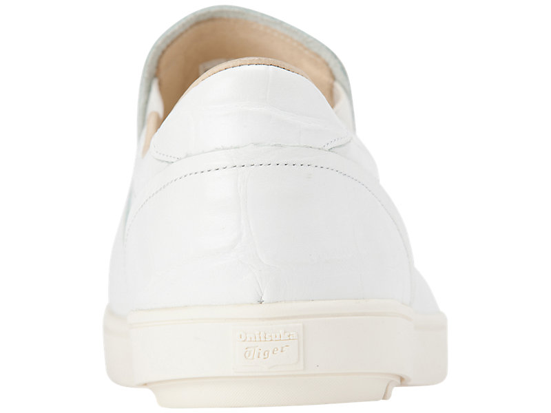 Tiger Slip-on Deluxe WHITE/WHITE 25 BK