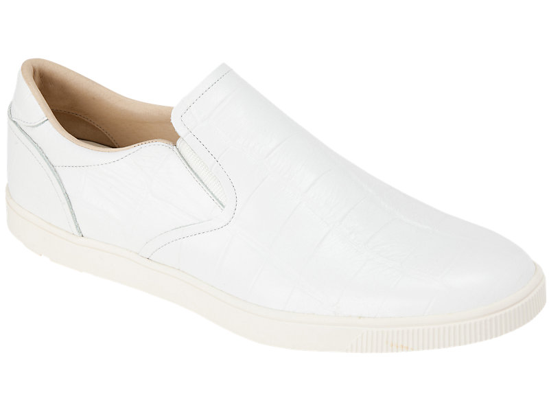 Tiger Slip-on Deluxe WHITE/WHITE 5 FR