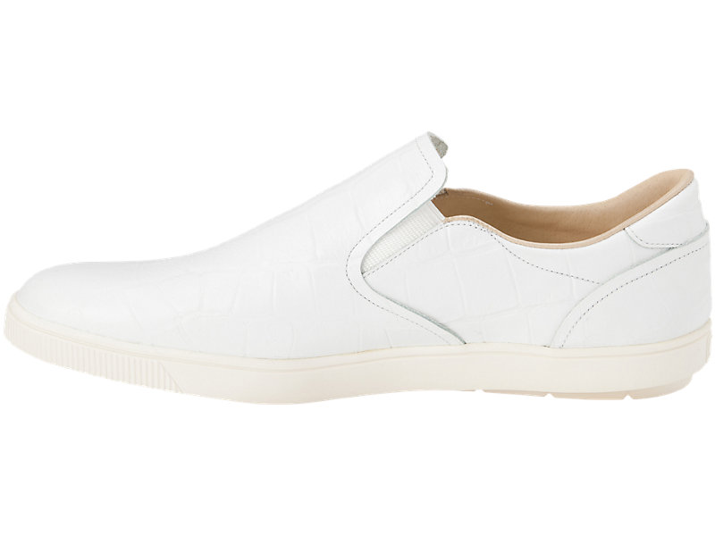 Tiger Slip-on Deluxe WHITE/WHITE 9 FR