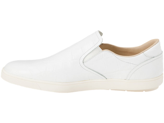 Left side view of TIGER SLIP-ON DELUXE