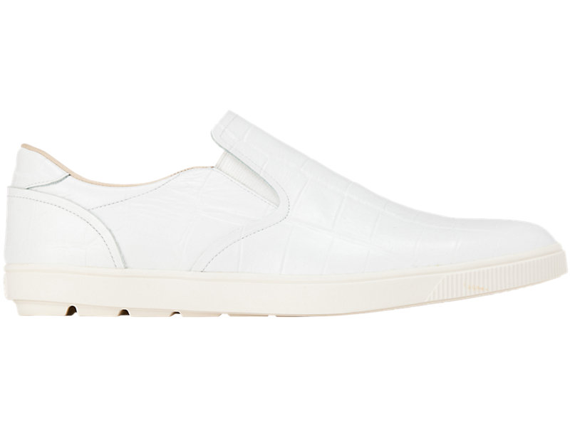 Tiger Slip-on Deluxe WHITE/WHITE 1 RT