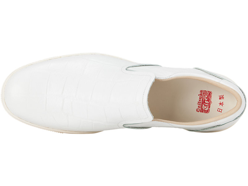 Tiger Slip-on Deluxe WHITE/WHITE 21 TP