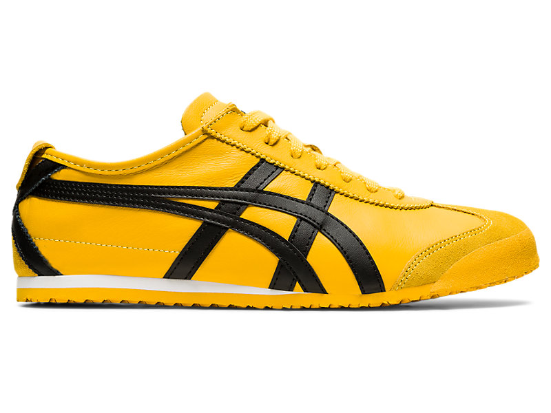 los angeles d714c 28873 Mexico 66   Yellow Black   Onitsuka Tiger United States