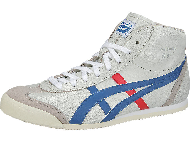 MEXICO 66 MID RUNNER WHITE/BLUE/RED 1 RT