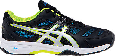 Yellow Slam Asics Blacksilverflash Gel Us Solution 2Men pzVMLSUqG