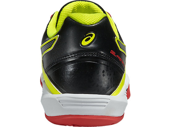 GEL-FASTBALL FLASH YELLOW/SILVER/FIERY RED 23 BK