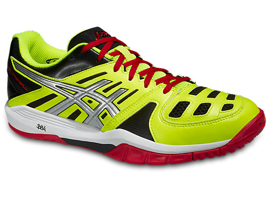 GEL-FASTBALL FLASH YELLOW/SILVER/FIERY RED 3